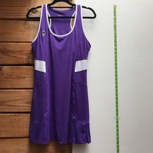 DUC Sport Dress, Size XL, Built-In Bra, EUC